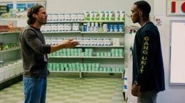 Tình bạn giữa Chris và Marcus không để lại dấu ấn gì cho khán giả.