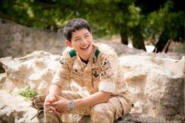 Song Joong Ki đang là từ khóa hot nhất hiện nay.
