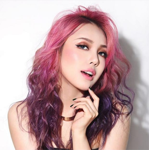 Pony  chuyên gia makeup của CL (2NE1) ra mắt bộ sản phẩm mới