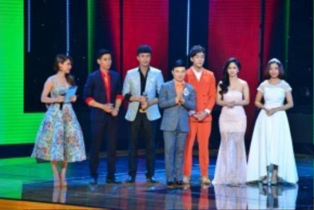 5 gương mặt của team anh giành tấm vé bước tiếp vào liveshow là Phương Anh, Trường Sơn, Huỳnh Thật, Đình Phước và thí sinh Mỹ Linh(thí sinh giành được nút đỏ).