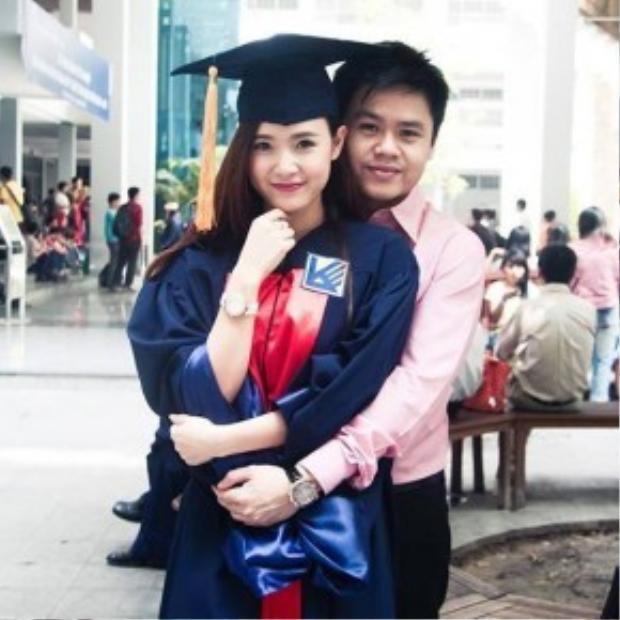 Midu và Phan Thành những ngày còn mặn nồng, tình cảm.
