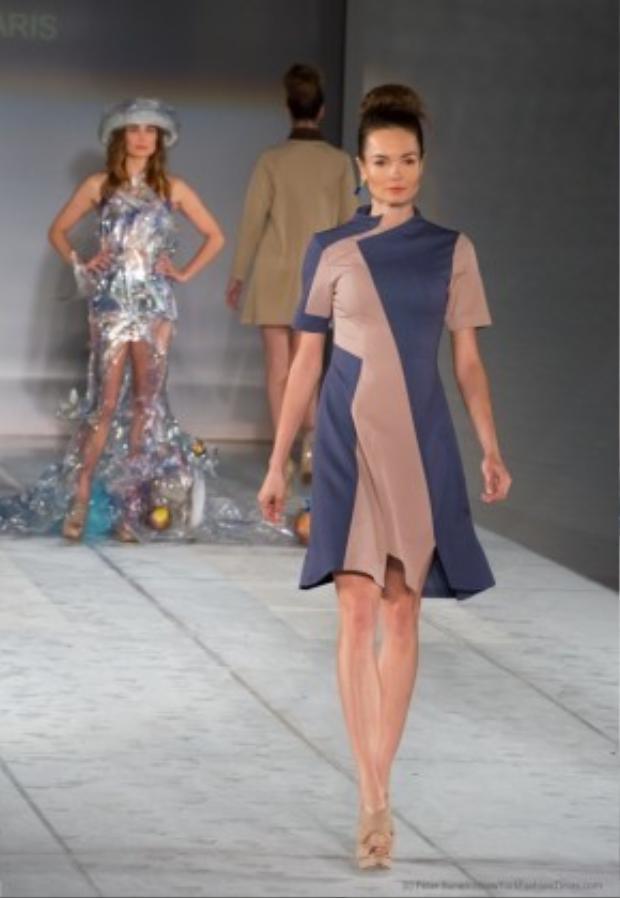 Nhiều trang phục của Quỳnh Paris đã được các sao Hollywood mặc trong nhiều sự kiện giải trí quan trọng, kể cả lễ trao giải Oscar.
