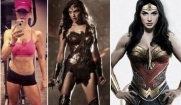 Gal Gadot - Wonder Woman mới của thời đại.