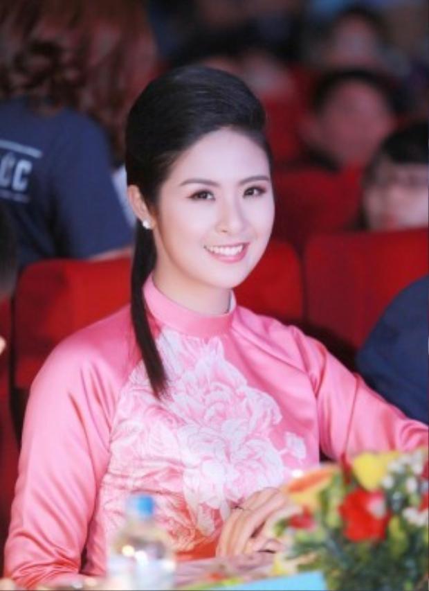 Hoa hậu Ngọc Hân khuyênnhững bạn nữ đang có nhu cầu lập gia đình nên có cái nhìn đúng đắn về người bạn đời của mình.