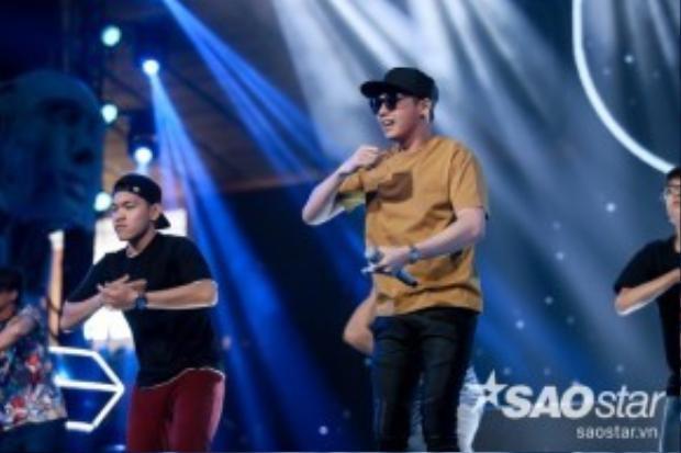 Đến với đêm Gala, Noo Phước Thịnh sẽ tiếp tục mang đến một bản hit mới của nhạc sĩ Nguyễn Hải Phong - Tôi là ngôi sao.