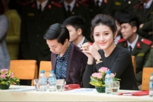 Thời gian tới, Huyền My sẽ đồng hành cùng ban tổ chức của cuộc thi Hoa hậu Việt nam 2016 trong các hoạt động diễn ra suốt hai miền Nam - Bắc để tìm ra những gương mặt xuất sắc nhất trong năm nay.