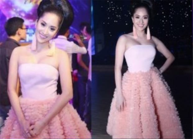 Nữ hoàng dance sport Khánh Thi