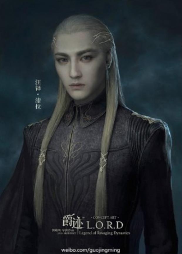 Vai diễn Tất Lạp do Uông Đạt đóng được người hâm mộ ví như Thranduil của Tiên Tộc trong The Lord of the Rings.