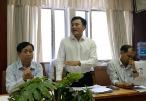 Giám đốc Sở GTVT TP.HCM Bùi Xuân Cường.