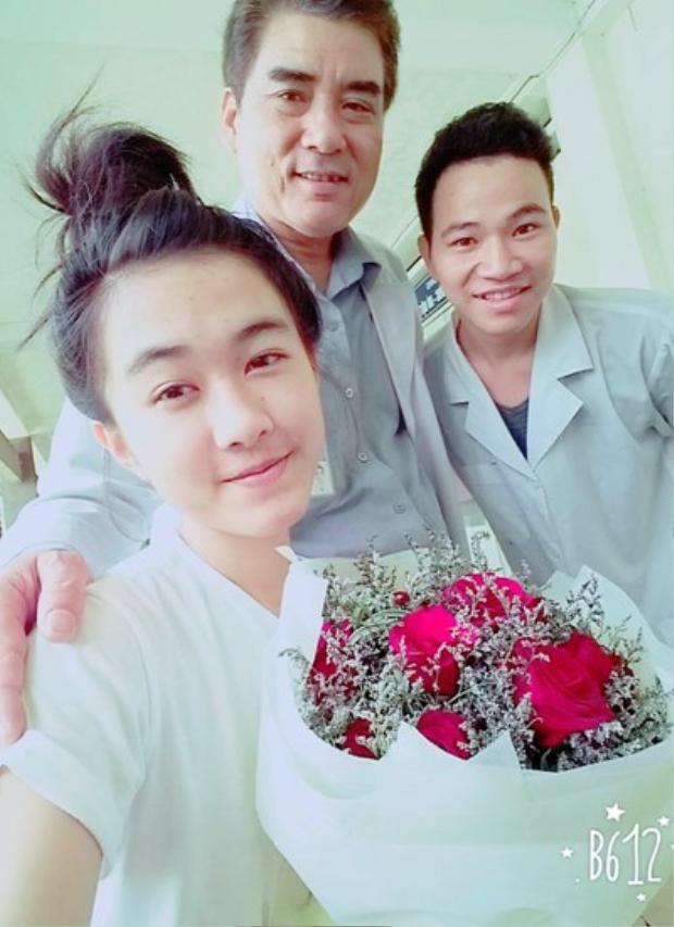 Nữ sinh bị cưa chân muốn gặp thần tượng Sơn Tùng trước khi xuất viện