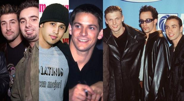 Dàn boyband đình đám Backstreet Boys, NSYNC, 98 Degrees hợp tác thu âm siêu phẩm