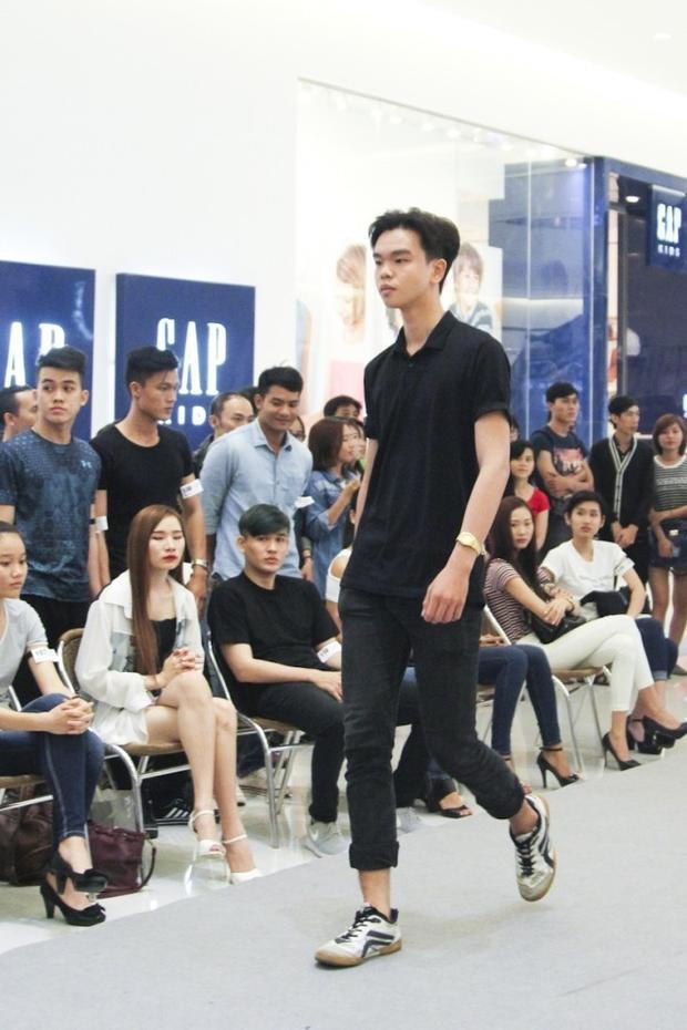 Chà Mi  Hoàng Minh Hà tìm kiếm người mẫu trẻ tiềm năng