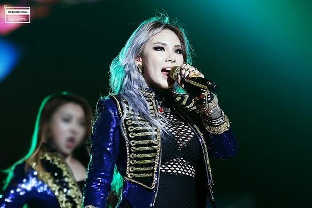 Được báo Mỹ khen ngợi, CL vẫn khiến cư dân mạng Hàn ngán ngẩm