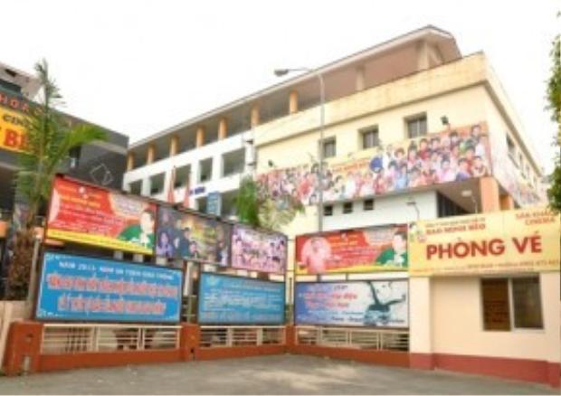 Sân khấu kịch Sao Minh Béo được đầu tư đến 7 tỷ đồng.