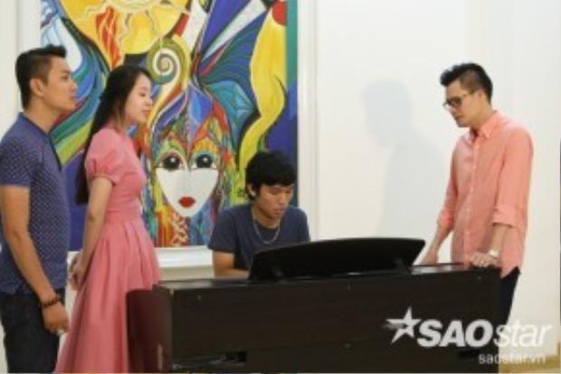 Cặp đôi trai tài, gái sắc Phúc Lâm - Nguyễn Phương Mai sẽ tiếp tục mang đến một câu chuyện tình lãng mạn trên sân khấu.