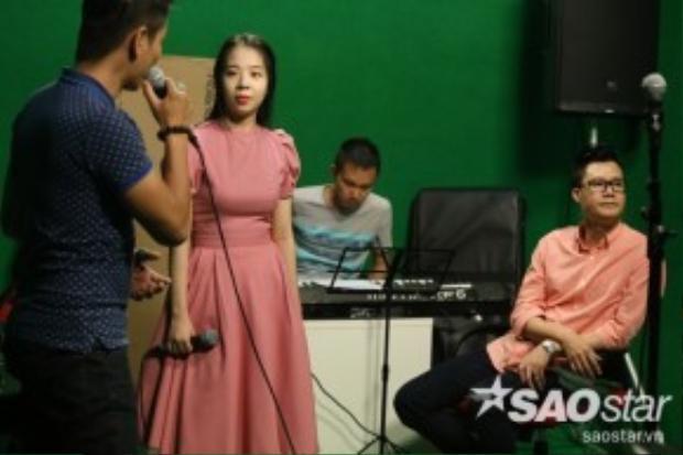 Với sáng tác của nhạc sĩ Trần Thiện Thanh, hy vọng cả hai sẽ mang đến chương trình một phần biễu diễn cảm xúc nhất.