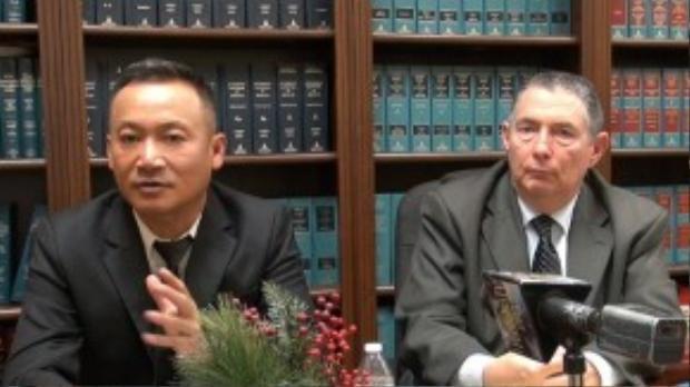 Luật sư Từ Huy Hoàng và Walter Teague cho hay, công tố Mỹ đưa mức bảo lãnh cao nhằm ngăn cản Minh Béo tại ngoại làm cứu xét.