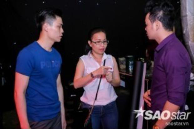 Ngay sau màn sinh nhật bất ngờ, Cẩm Ly cùng các thí sinh của mình quay lại guồng tập luyện. Với phần hỗ trợ của dàn vũ công nước ngoài, Bảo Nam và Thanh Vinh sẽ cùng nhau thể hiện hai ca khúc nhạc trữ tình độc đáo.