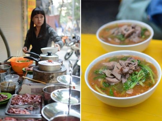 3 tiệm mì tôm đắt xắt ra miệng ai ăn cũng thòm thèm ở Hà Nội