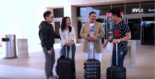 Tiết lộ những hình ảnh trong show cuối cùng tại Mỹ của Minh Béo trước khi bị bắt