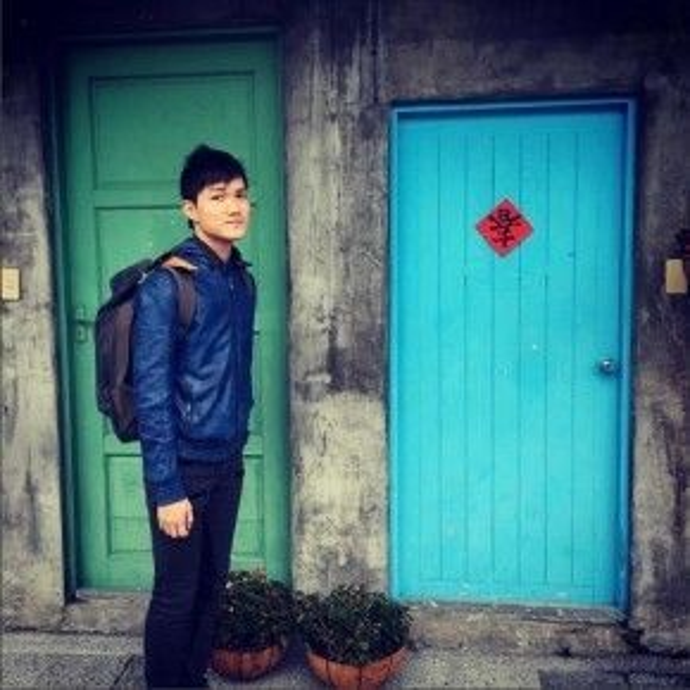 Andy Wu, chàng trai tài năng người Đài Loan.