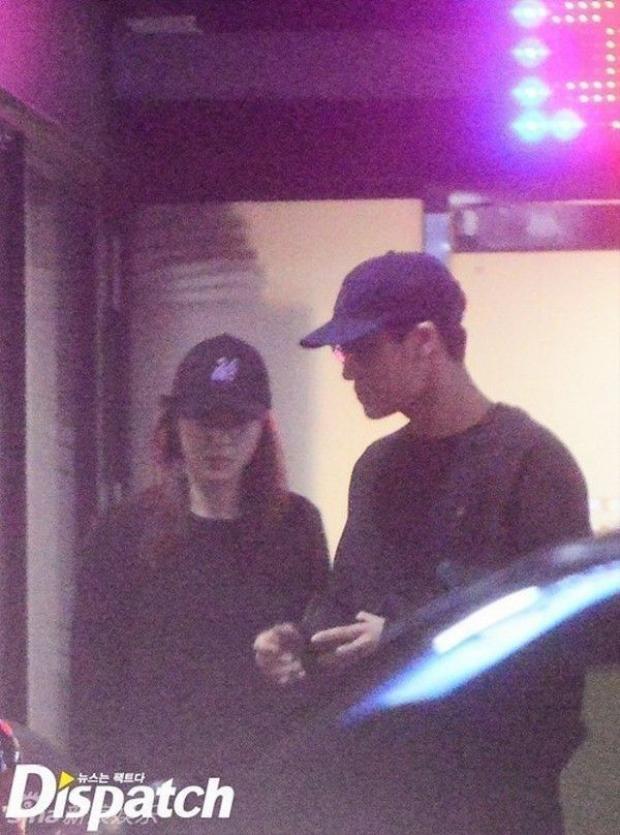Đây không phải là tin cá tháng Tư: Kai (EXO) và Krystal (Fx) hẹn hò!