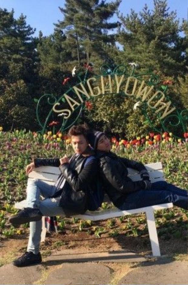 Các fan còn tỏ ra thích thú ví đây chính là cặp đôi Thương Ẩn phiên bản Việt.