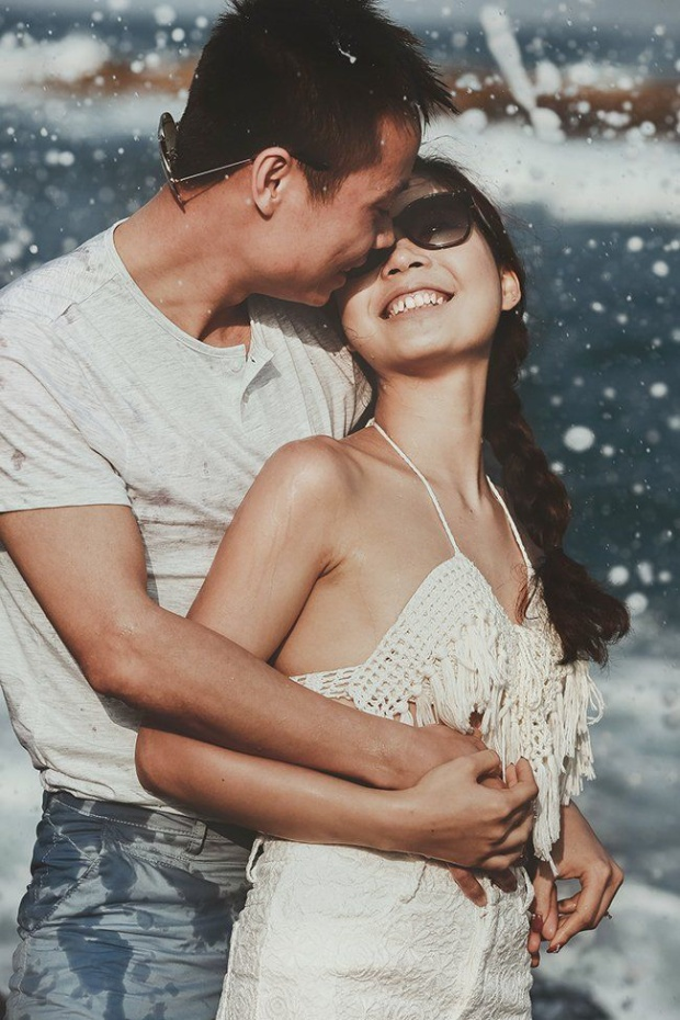 Phú Yên đẹp như mơ trong ảnh cưới chụp tại điểm quay Hoa vàng cỏ xanh