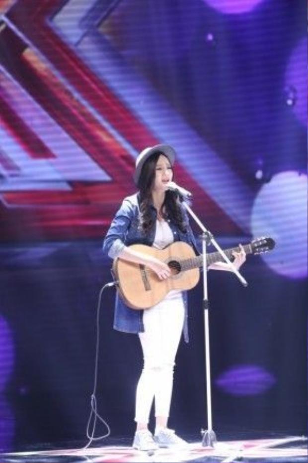 Trương Kiều Diễm chủ nhân của ca khúc hit Sau cơn mưa.