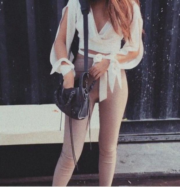 Học style đồ rách từ cô chủ shop cá tính nhất Sài Gòn