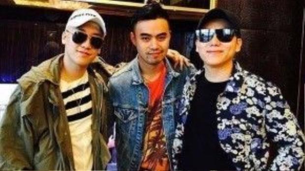 Bức ảnh do Seungri cập nhật trên Instagram trong lúc chuẩn bị ra sân bay về lại Hàn Quốc.