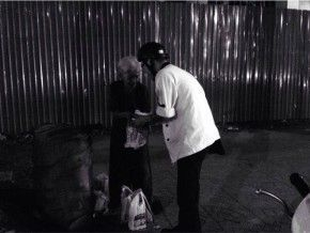 Đối tượng được giúp đỡ, từ người già vô gia cư…