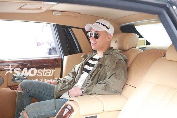 Hình ảnh cuối cùng trong chuyến thăm chưa đầy 24h của Seungri (Big Bang) đến Hà Nội