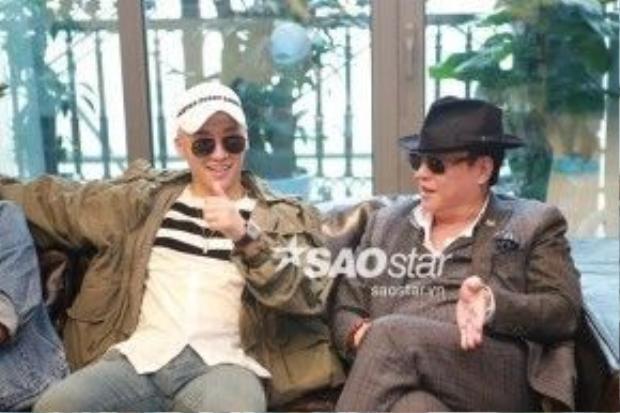 Seungri xem cha người bạn thân như cha của mình.