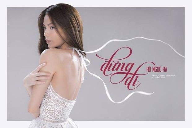 Hồ Ngọc Hà nhá hàng single mới: Hãy cứ bất chấp hết, đừng buông tay