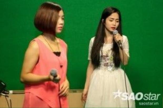 Ở đêm Liveshow thứ 2, Phương Anh sẽ kết hợp cùng thí sinh Mỹ Linh.