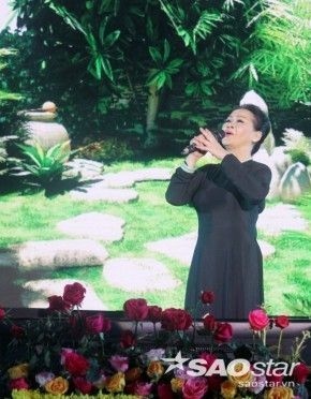 Danh ca Khánh Ly từng thức thâu đêm để tập 1 ca khúc của Trịnh Công Sơn.
