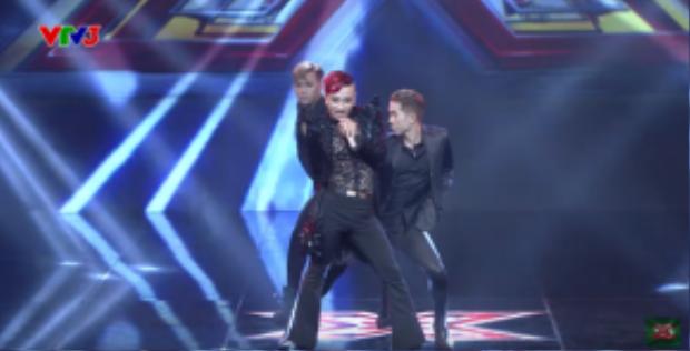 Tô Lâm bất ngờ xuất hiện trong tập 2 X-Factor.