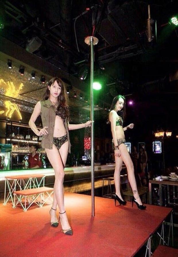 Hot girl chuyển giới Trâm Anh biểu diễn trở lại sau khi ra tù