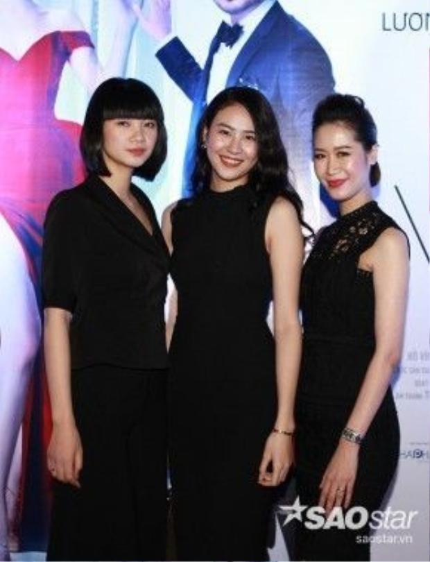 Người mẫu Hạ Vy, Phan Hà Phương.