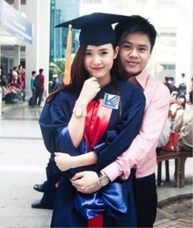 Midu và Phan Thành những ngày còn hạnh phúc.