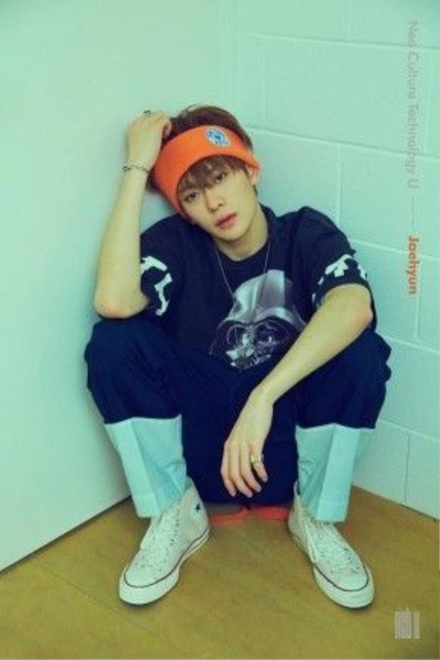 Jaehyun cực ngầu trong ảnh teaser SM tung ra gần đây