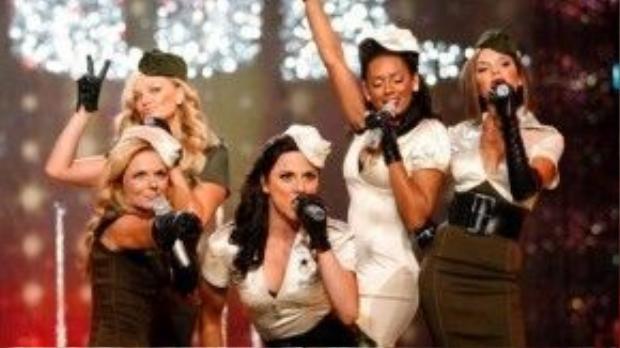 Các cô gái Spice Girls sẽ trở lại với sự thiếu vắng thành viên?