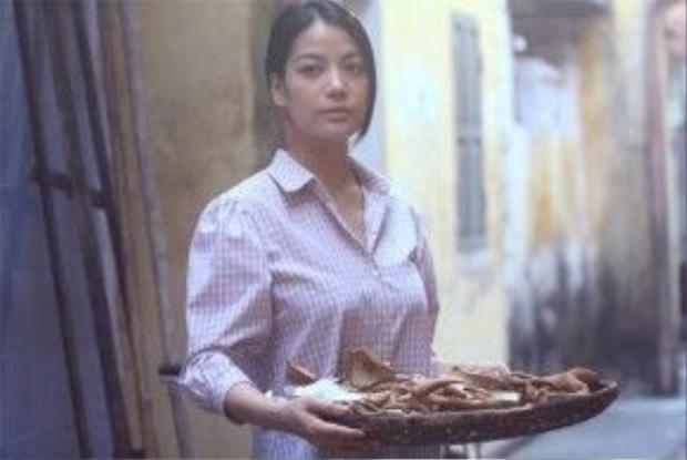 Áo lụa Hà Đông là vai diễn đã đưa Trương Ngọc Ánh lên tầm vedette của làng điện ảnh.