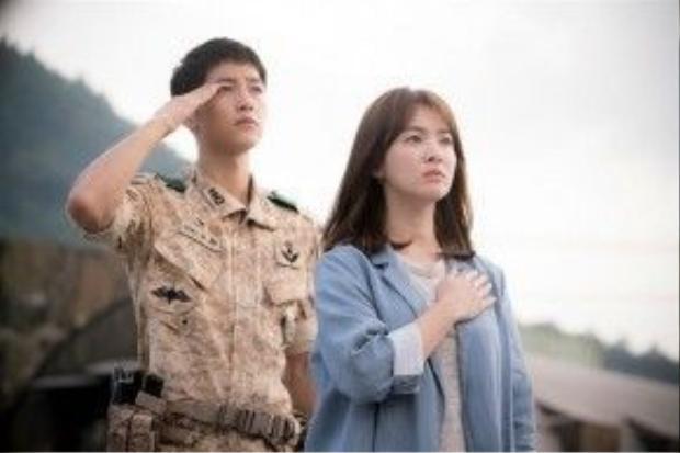 Song Hye Kyo và Song Joong Ki đang là cặp đôi hot nhất châu Á những ngày qua.