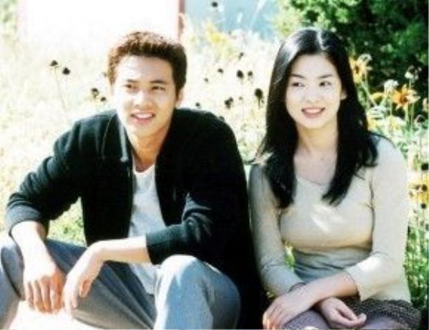 Bộ phim Trái tim mùa thu đã đưa tên tuổi Song Hye Kyo và Won Bin lên tầm cao mới.
