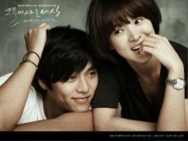 Song Hye Kyo tiếp tục phim giả tình thật với bạn diễn Hyun Bin sau khi đóng Thế giới họ đang sống.