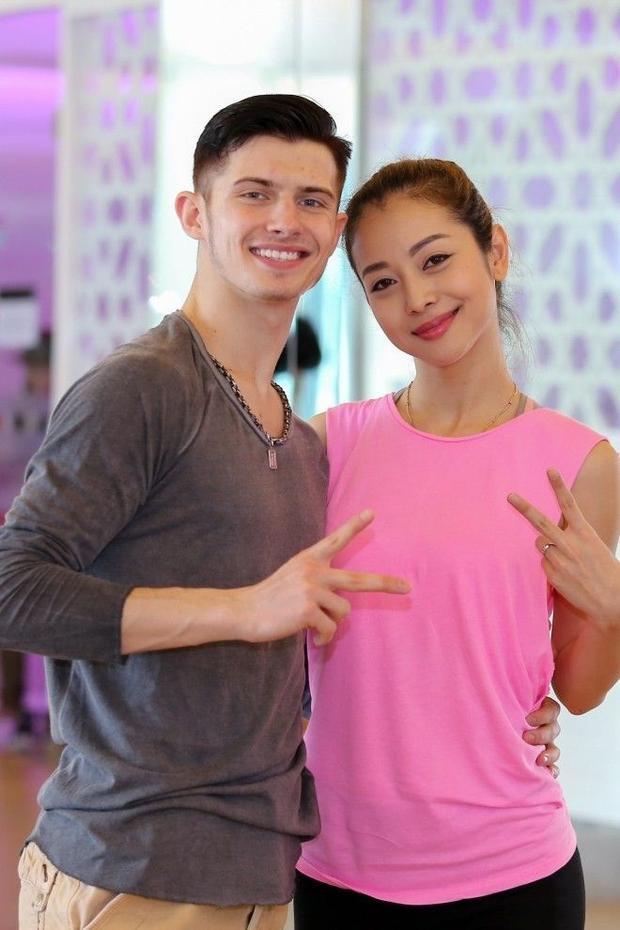 Cặp đôi kiện tướng dancesport người Nga: Khiêu vũ là hơi thở, là điều kết nối chúng tôi với nhau