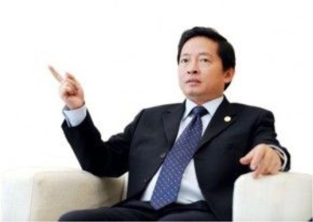 Ông Trần Kim Chung - Chủ tập đoàn CT Group.