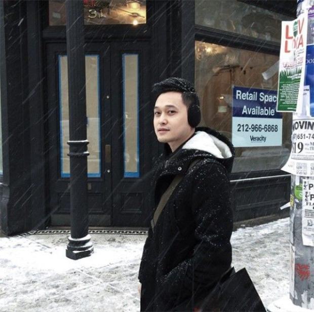 Cuộc sống sướng như tiên của Quang Vinh sau khi rời showbiz